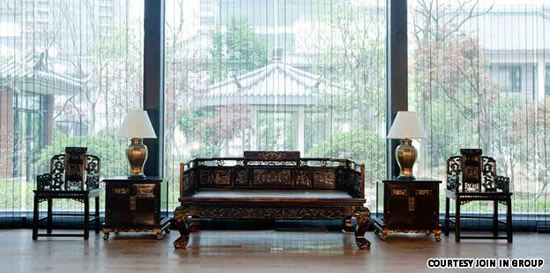 бутик-отель Lamborgini в Китае