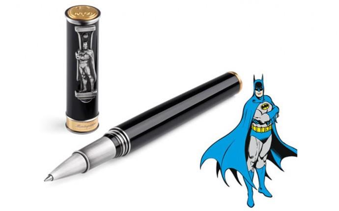 Ручки, созданные по мотивам комиксов