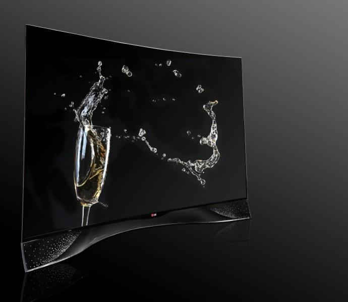 телевизор со стразами