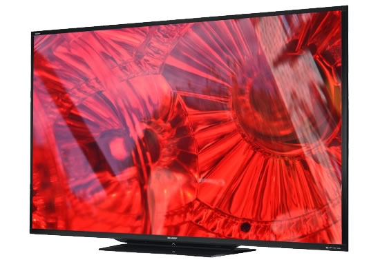 3D TV SHARP