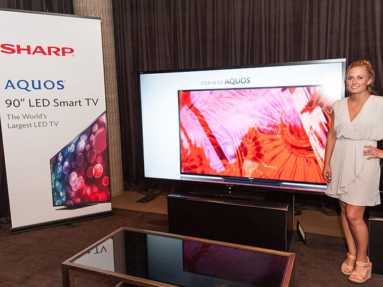 TV Sharp 3D