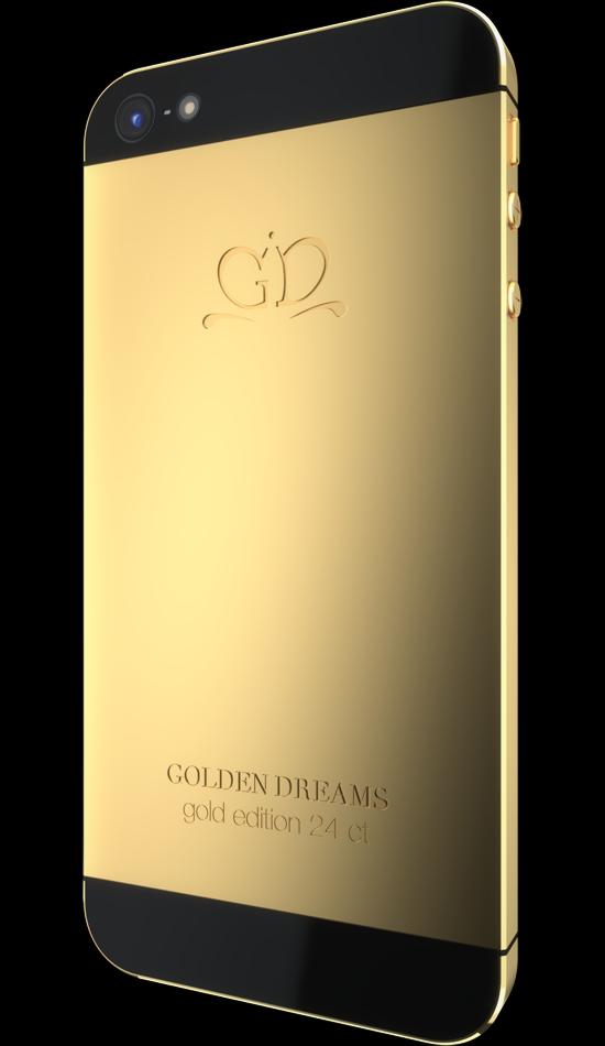 золотой айфон5