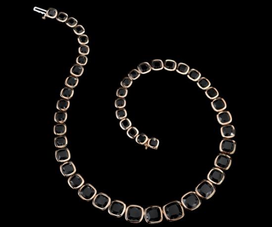 ювелирная коллекция украшений колье
