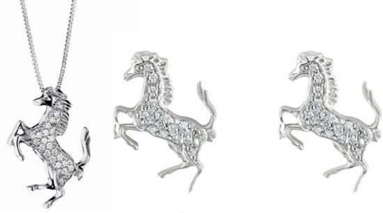 Ювелирные изделия Ferrari исполнят ваши мечты в День матери