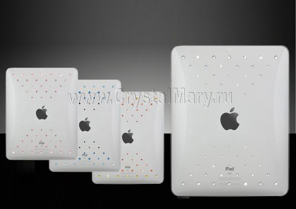 iPad со стразами Swarovski